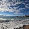 zasłuchałam...zakochałam <br />się w melodii morza...
