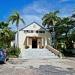 kościołek kreolski jego wnętrze i otoczenie